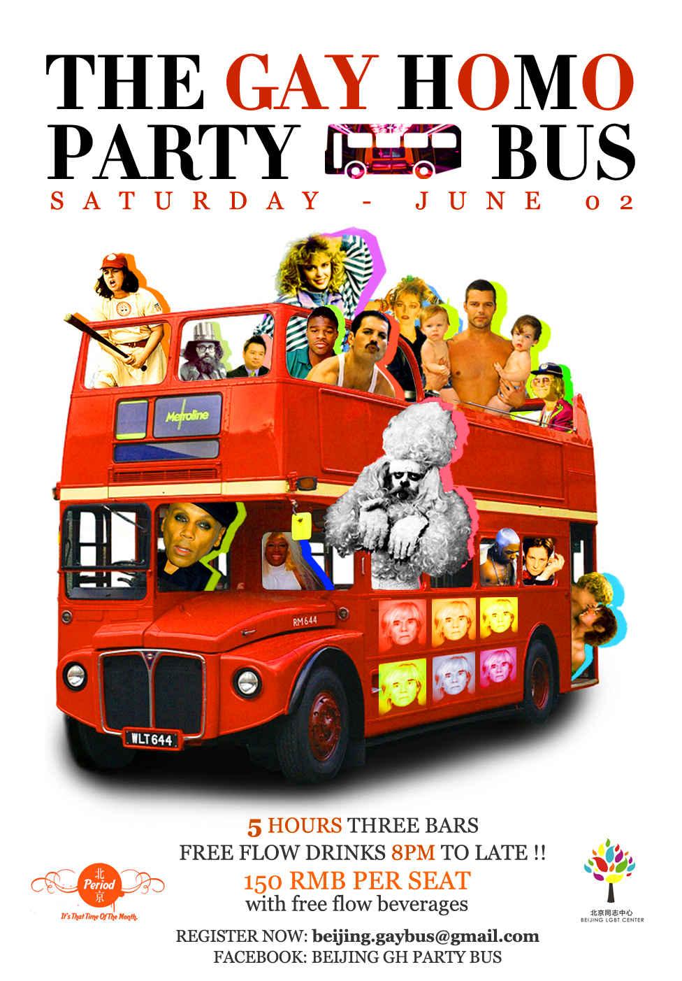 homo gay bus