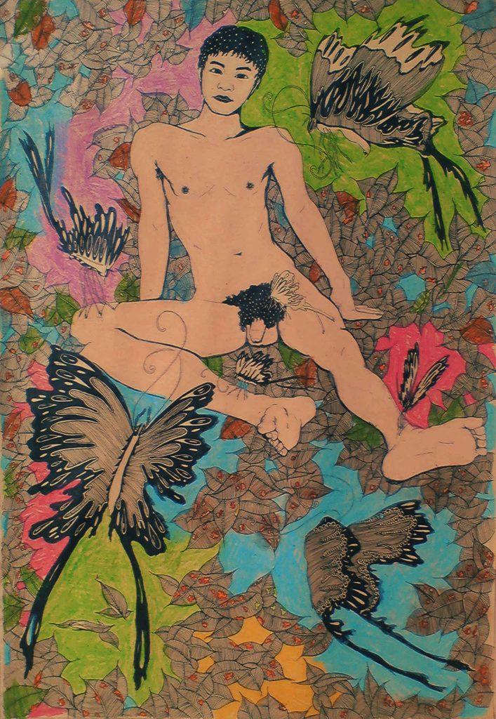 Butterfly Love (c) Yang Yiliang