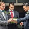 Beijing Same-Sex Wedding Goes Viral